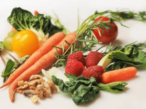 Nowotwory a żywienie - dobra dieta