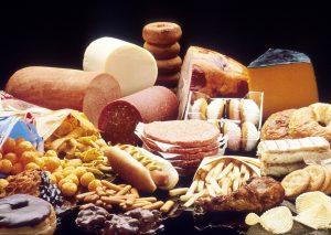 fast food, układ odpornościowy, zachodnia dieta