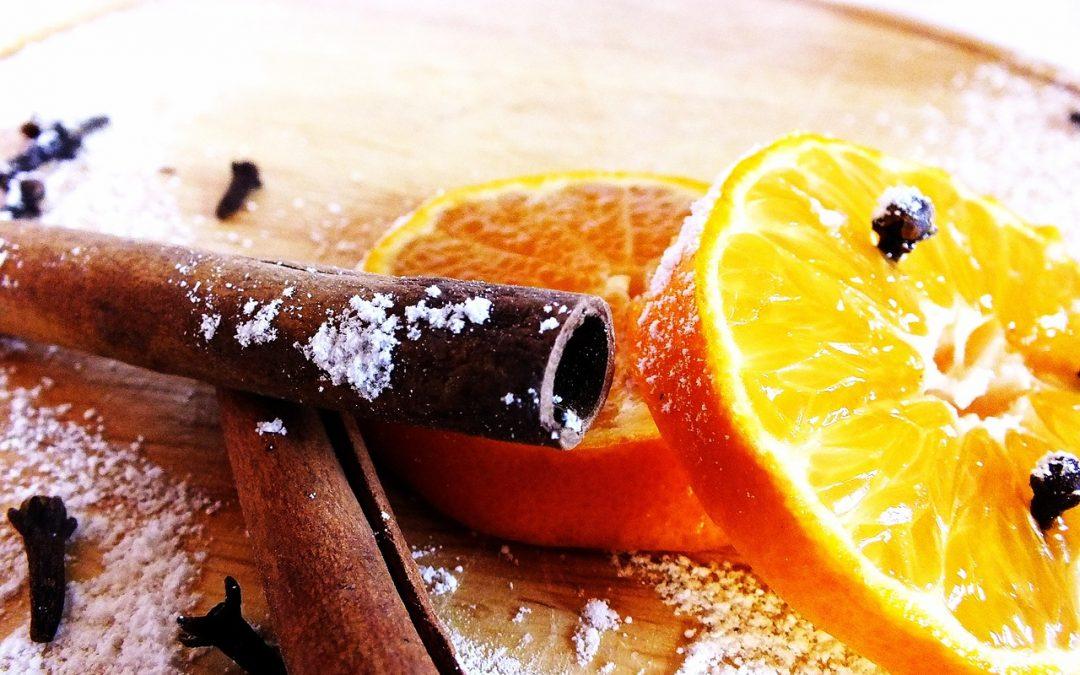 Świąteczna nalewka korzenno-pomarańczowa. Dla zdrowia i nastroju