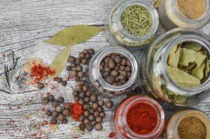 zioła w kuchni, przyprawy, ORAC, antyoksydanty, przeciwutleniacze, fitoantyoksydanty