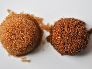 cukier Muscovado, cukier trzcinowy, cukier brązowy