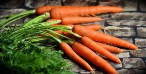 marchew, fasolka szparagowa, antyoksydanty, przeciwutleniacze, skala ORAC, dietetyk Mokotów