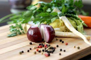 zioła w kuchni, zioła, przyprawy, ORAC, antyoksydanty, przeciwutleniacze, fitoantyoksydanty